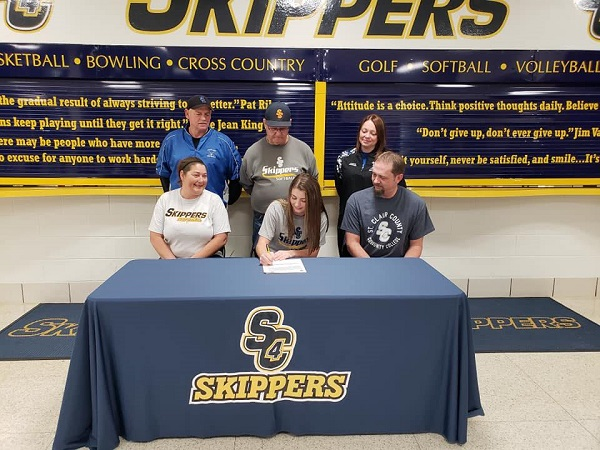 Haley Matthews Commits to St. Clair CC