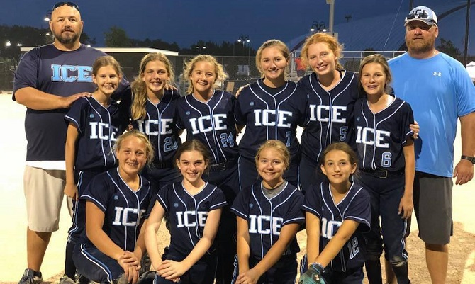 ICE Fastpitch - Home